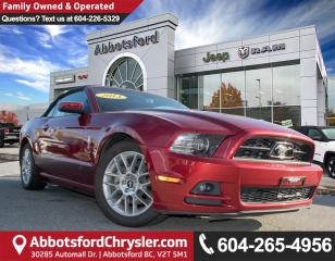 Used 2014 Ford Mustang V6 Premium *ACCIDENT FREE* for sale in Abbotsford, BC