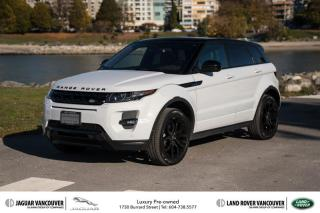 Used 2015 Land Rover Evoque Dynamic for sale in Vancouver, BC