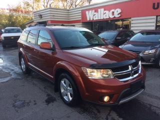 Used 2012 Dodge Journey SXT 7 Passenger for sale in Ottawa, ON