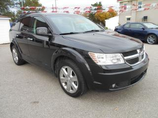 Used 2010 Dodge Journey R/T  7 PASS./LEATHER/P.ROOF for sale in Guelph, ON