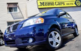 Used 2010 Pontiac G3 Wave! Cruise+AuxIn+Sunroof! ONLY $128/bi-weekly! for sale in St Catharines, ON