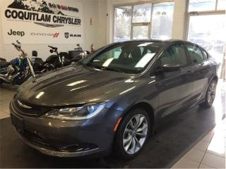 Used 2015 Chrysler 200 S for sale in Coquitlam, BC