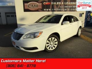 Used 2013 Chrysler 200 LX  POWER-GROUP,  ONE OWNER for sale in St Catharines, ON
