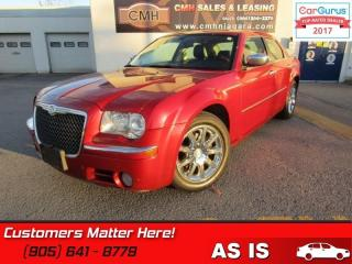 Used 2009 Chrysler 300 Limited  AS IS (UNCERTIFIED) AS TRADED for sale in St Catharines, ON