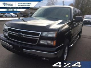 Used 2006 Chevrolet Silverado 1500 for sale in Courtenay, BC