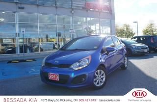Used 2013 Kia Rio5 LX Plus at for sale in Pickering, ON