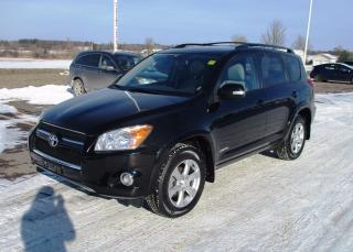 Used 2010 Toyota RAV4 LIMITED  for sale in Renfrew, ON