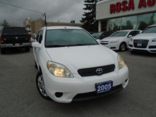 Used 2005 Toyota Matrix 4WD NO ACCIDENTS LOCAL ONTARIO FOLDING SEATS PL,PM for sale in Oakville, ON