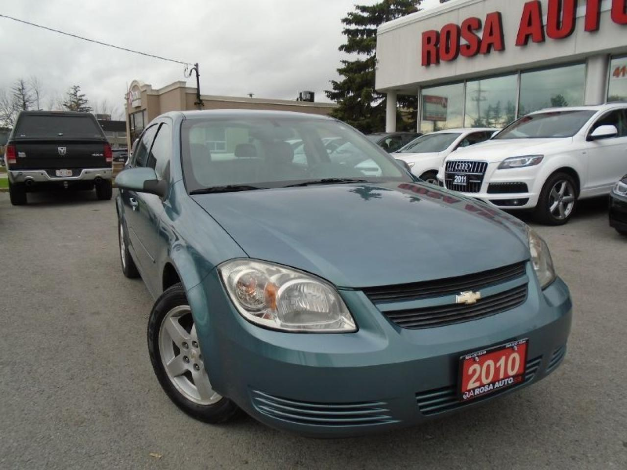 Photo of Green 2010 Chevrolet Cobalt