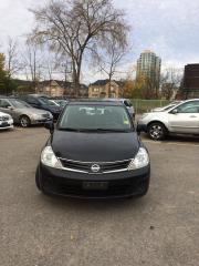 Used 2012 Nissan Versa 1.8 SL for sale in Brampton, ON