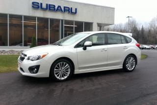 Used 2014 Subaru Impreza 2.0i Premium for sale in Minden, ON