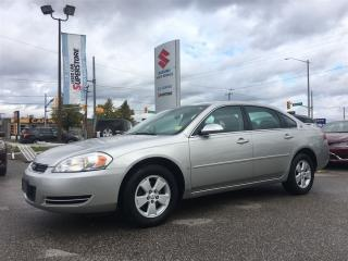 Used 2006 Chevrolet Impala LS ~Low Km ~Power Seat ~Six-Passenger Seating for sale in Barrie, ON