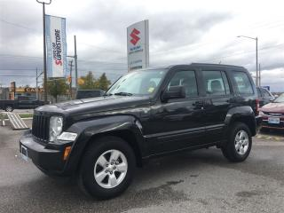 Used 2012 Jeep Liberty Sport 4X4 ~Considerable Off-Road Capabilities for sale in Barrie, ON