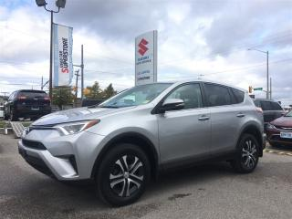 Used 2016 Toyota RAV4 LE AWD ~Roomy Interior ~Secure Handling for sale in Barrie, ON