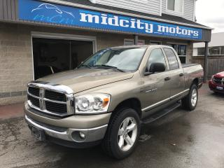 Used 2007 Dodge Ram 1500 SLT for sale in Niagara Falls, ON