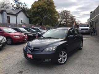 Used 2008 Mazda MAZDA3 GS *Ltd Avail* for sale in Cambridge, ON