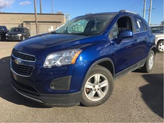 Used 2013 Chevrolet Trax 1LT MAGS CRUISE CONTROL KEYLESS ENTRY for sale in St Catharines, ON