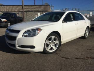 Used 2012 Chevrolet Malibu LS CRUISE CONTROL for sale in St Catharines, ON