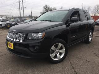 Used 2014 Jeep Compass Sport/North 4x4 HEATED FRONT SEATS for sale in St Catharines, ON