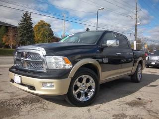 Used 2011 RAM 1500 LARAMIE LONGHORN for sale in Whitby, ON