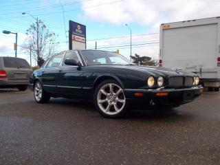 Used 2000 Jaguar XJR Supercharged for sale in Brampton, ON
