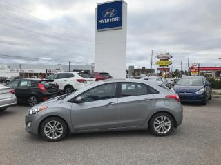 Used 2013 Hyundai Elantra GT GLS for sale in North Bay, ON