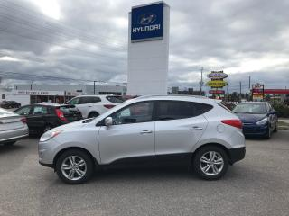Used 2013 Hyundai Tucson GLS for sale in North Bay, ON