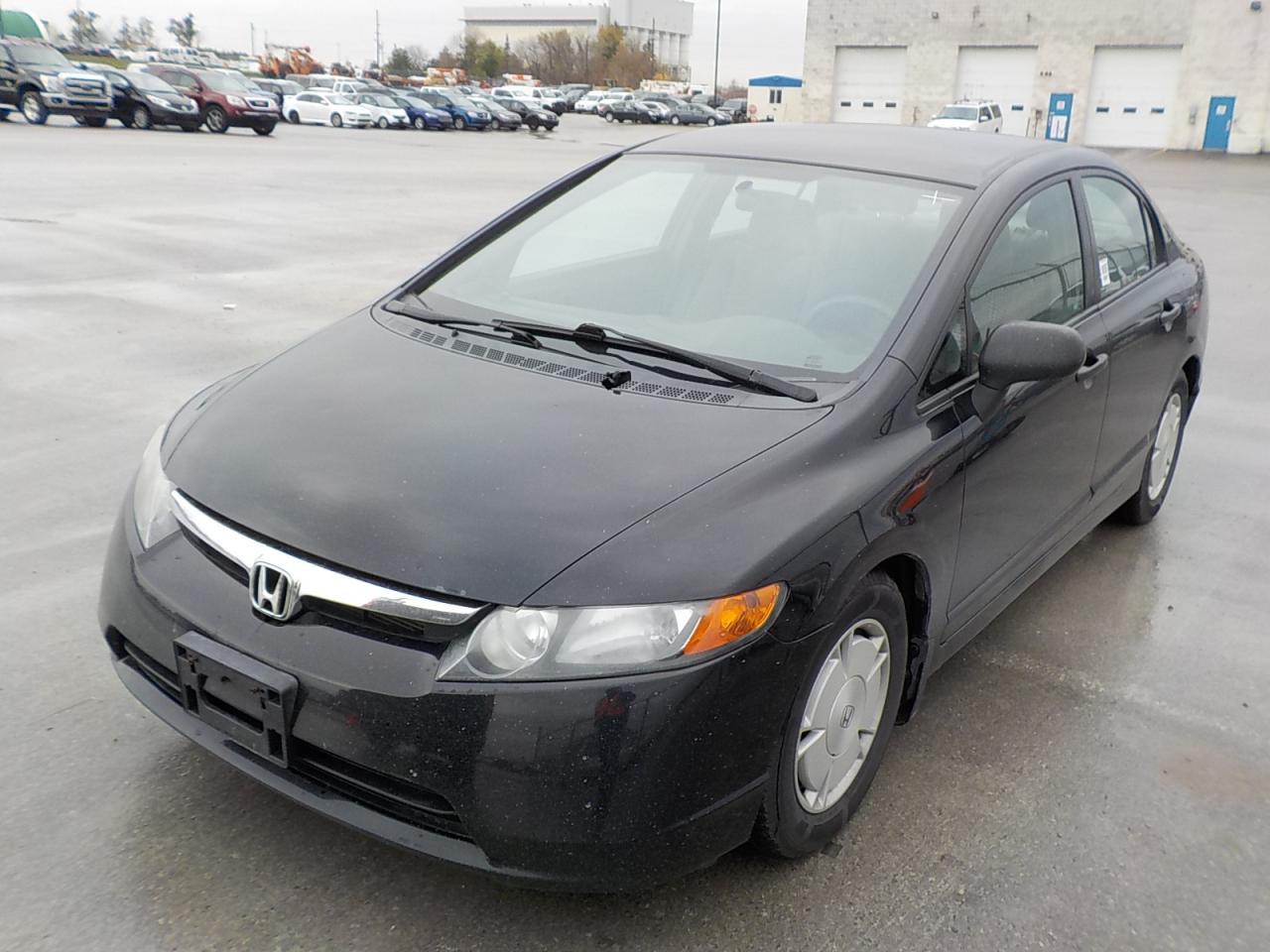 Photo of Black 2008 Honda Civic
