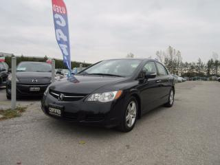 Used 2008 Acura CSX PREMIUM / LEATHER/ SUN ROOF for sale in Newmarket, ON