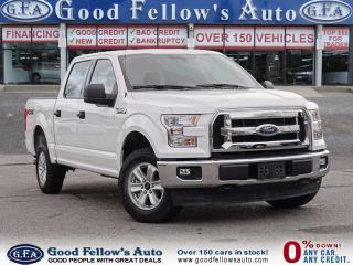 Used 2017 Ford F-150 XLT MODEL, SUPERCREW, 8 CYL 5.0 LITER, 4x4 for sale in North York, ON