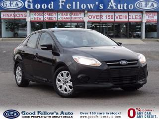 Used 2014 Ford Focus SE Model, Power Windows, Power Door Locks for sale in North York, ON