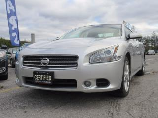 Used 2010 Nissan Maxima SV / ONE OWNER / ACCIDENT FREE for sale in Newmarket, ON