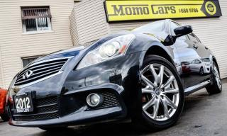 Used 2012 Infiniti G37X  Sport! AWD! BOSE+Bluetooth! ONLY $163/bi-weekly! for sale in St Catharines, ON