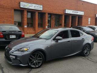 Used 2014 Lexus IS 250 F Sport for sale in North York, ON