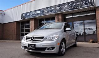 Used 2008 Mercedes-Benz B 200 B-CLASS PANORANIC ROOF LOW KMS NO ACCIDENT for sale in Mississauga, ON