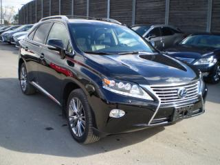 Used 2014 Lexus RX 450h ULTRA 2 DVD NAV for sale in Toronto, ON