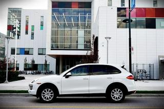 Used 2014 Porsche Cayenne DIESEL for sale in Burnaby, BC