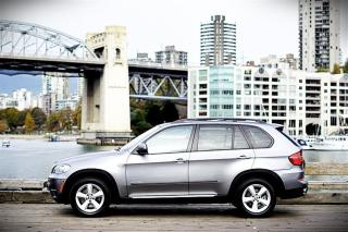 Used 2011 BMW X5 xDrive35d for sale in Burnaby, BC