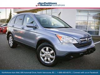 Used 2008 Honda CR-V EX-L - Local BC vehicle! for sale in Surrey, BC