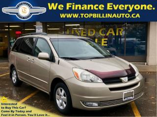 Used 2005 Toyota Sienna LE ONLY 43K kms for sale in Concord, ON