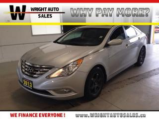 Used 2013 Hyundai Sonata LEATHER|SUNROOF|74,938 KMS for sale in Cambridge, ON