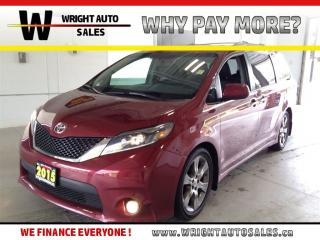 Used 2015 Toyota Sienna SE| 8 PASSENGER|NAVIGATION|DVD|SUNROOF|119,886 KMS for sale in Cambridge, ON