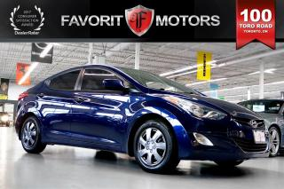 Used 2012 Hyundai Elantra GLS | MANUAL | HEATED SEATS | SUNROOF for sale in North York, ON