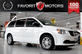 Used 2013 Dodge Grand Caravan SXT | STOW 'N GO | DVD | BACK-UP CAM for sale in North York, ON