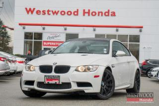 Used 2011 BMW M3 Base for sale in Port Moody, BC
