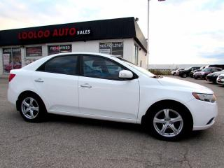 Used 2010 Kia Forte EX for sale in Milton, ON