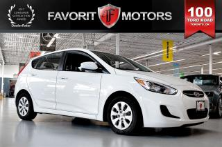Used 2016 Hyundai Accent GL | HEATED SEATS | BLUETOOTH | CRUISE CONTROL for sale in North York, ON