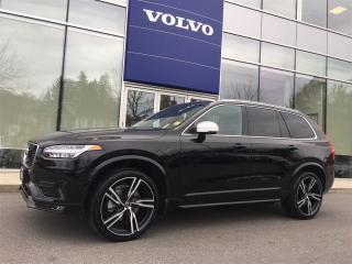 Used 2016 Volvo XC90 T6 AWD R-Design w Vis(no360)/Conv/Clt/HUD/22 for sale in Surrey, BC