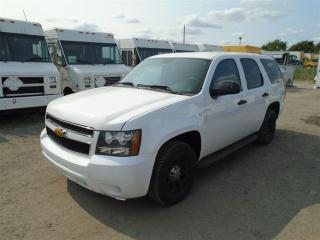 Used 2012 Chevrolet Tahoe Police Vehicle for sale in Mississauga, ON