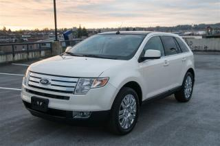 Used 2008 Ford Edge Limited for sale in Langley, BC